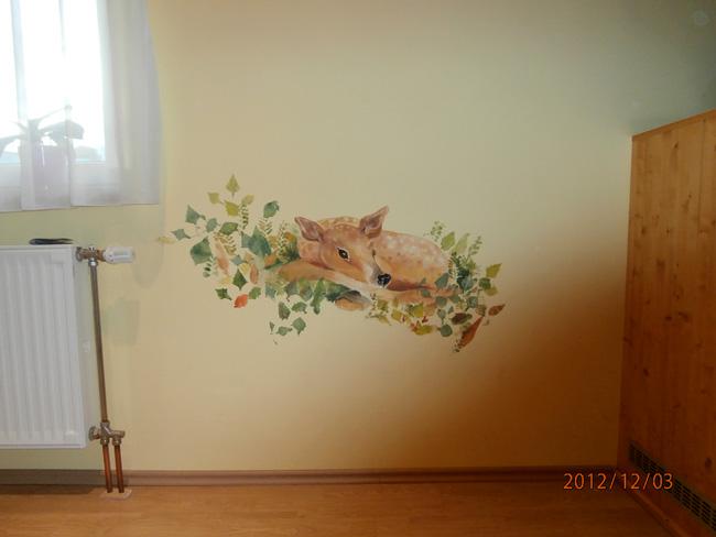 Dekoratív fal dekoráció